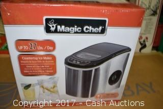 Magic Chef Counter Top Ice Maker