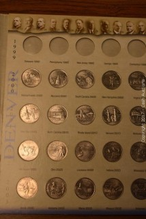 Coin & Foreign Paper Money Collection