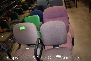 (18) Misc. Office Chairs
