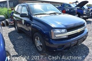 2007 Chevy Trailblazer LS1 4x4