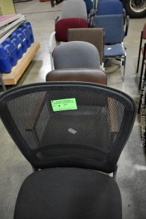 (12) Misc. Chairs