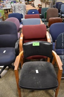 (18) Misc Chairs