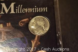 "1999 ""Last Coins of the Second Millennium"" Set"