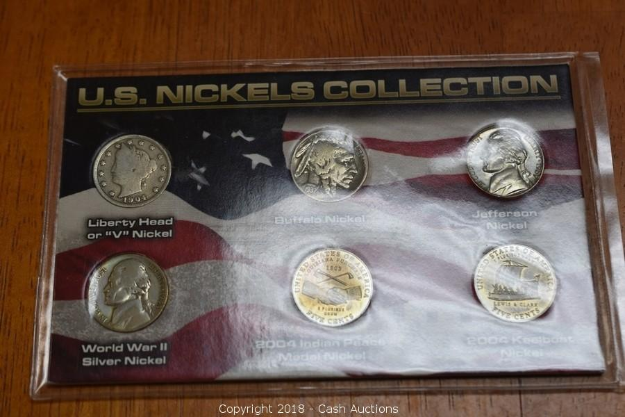 Estate Coins, Currency & Jewelry