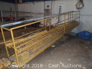 Rust Go 2'x20' Mobile Scaffold System