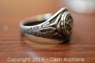 1950 St. James School Ring