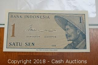 Bank of Indonesia Foreign Bank Note