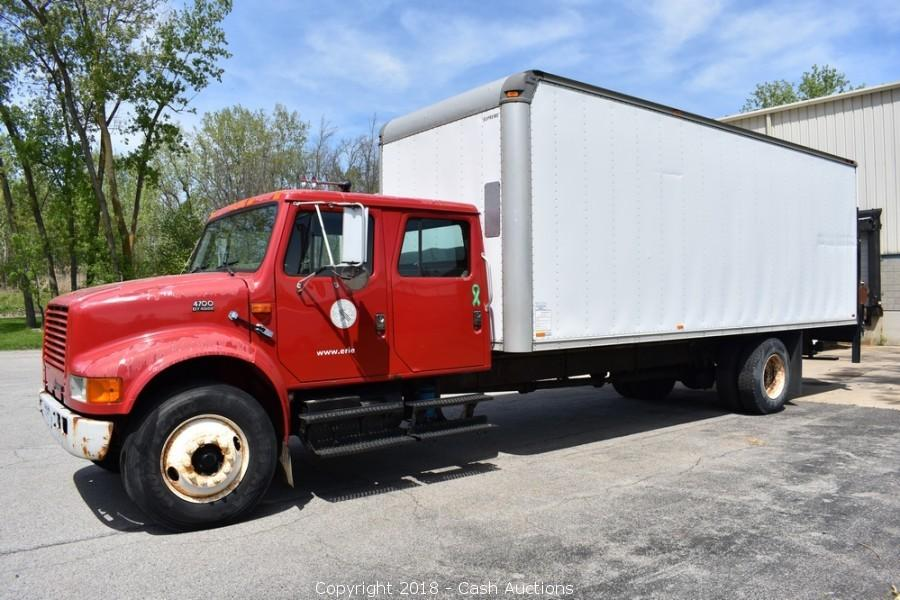Surplus Vehicles from Erie County