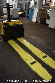 Legacy 4 Ton Long Fork Electric Pallet Jack