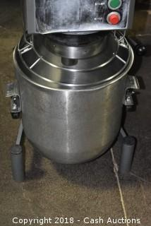 Garland Varimixer w/ Bowl & Paddle Attachment