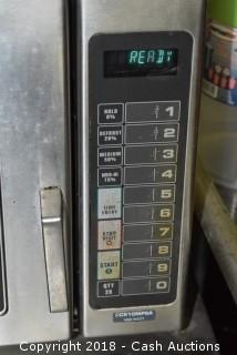 Amana Stainless Commercial Microwave