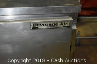Beverage-Air Under Counter Refrigerator