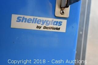 Delfield Shellyglas Reach-in Cooler