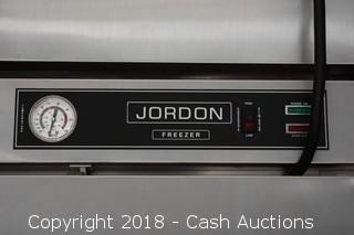 Jordon 2-Door Freezer