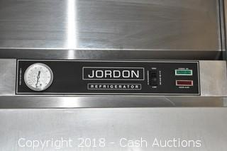 Jordon 2-Door Refrigerator