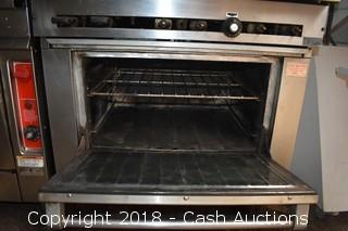 SunFire 6-Burner Gas Range / Oven