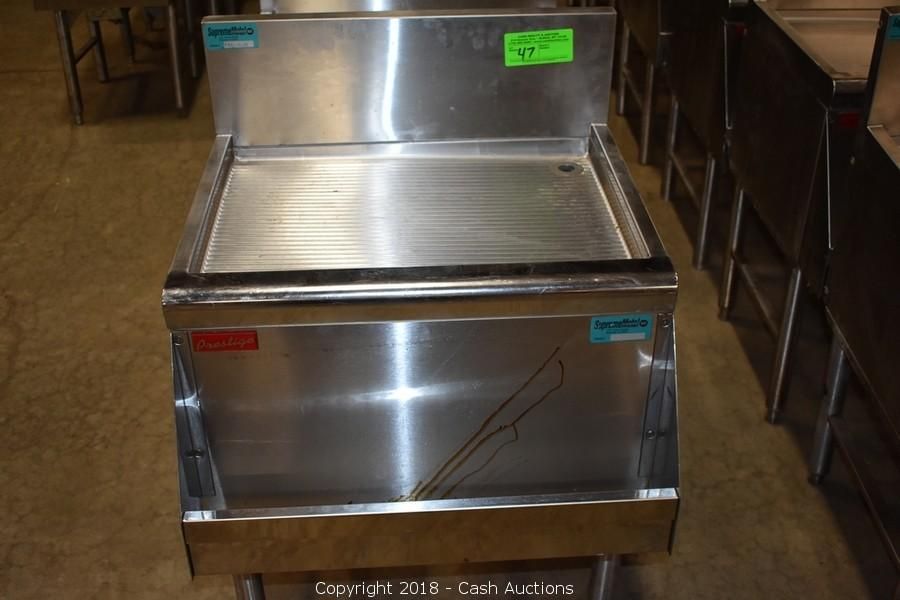 Surplus Restaurant Equipment from New Era Field