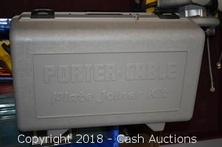Porter Cable Model 557 Plate Joiner
