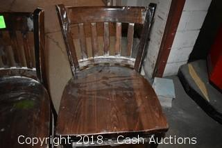 (2) Bistro Chairs