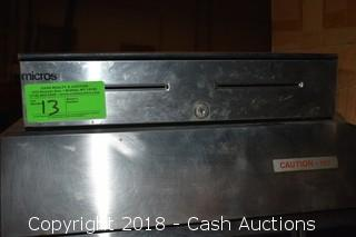 Micros Cash Drawer