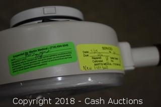 (2) Welch-Allyn Halogen Exam Lights