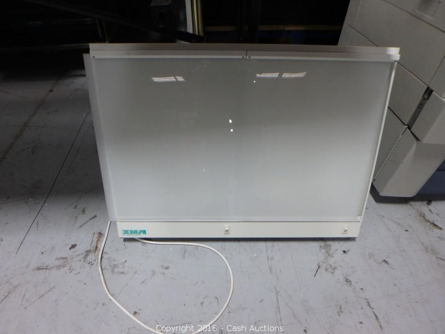 Cash Auctions - Auction: Doctor's Office Equipment ITEM: XMA WALL