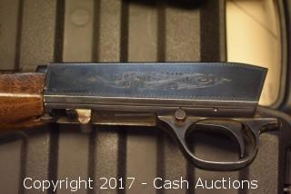 1972 Browning SA22 Grade 1 Long Rifle