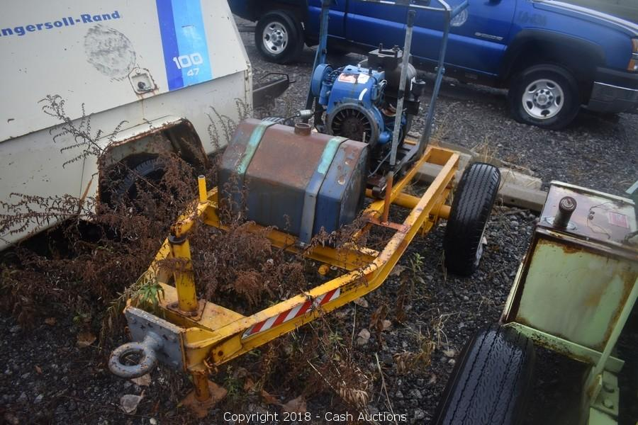 Cash Auctions - Auction: Surplus Vehicles in Woodlawn, NY ITEM