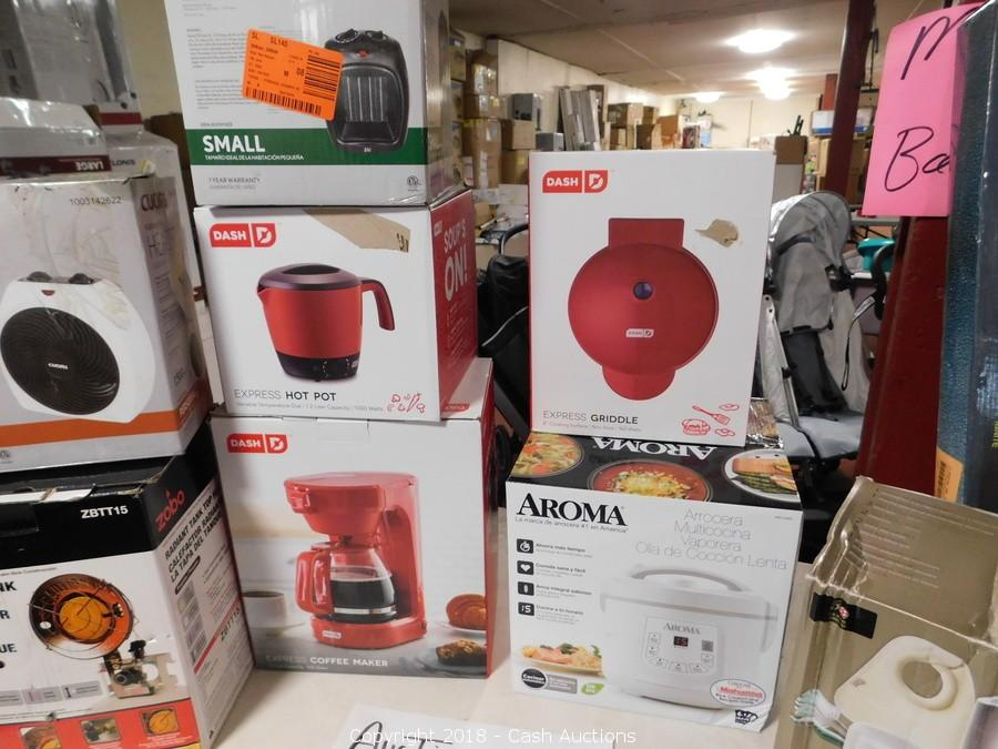Cash Auctions - Auction: OVERSTOCK INVENTORY FROM CIL ...