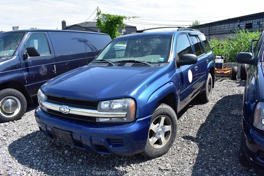 Surplus Vehicles & Equipment in Woodlawn, NY