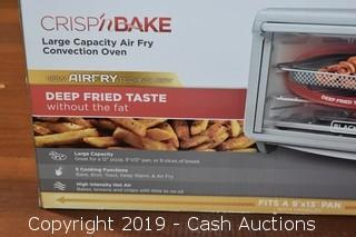 Black & Decker Crisp n' Bake Convection Toaster Oven
