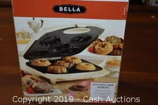 Bella Fluted Cake Maker