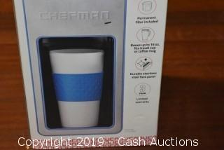 Chefman Single Serve Coffee Maker