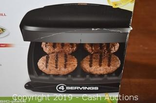 George Foreman Family Size Grill