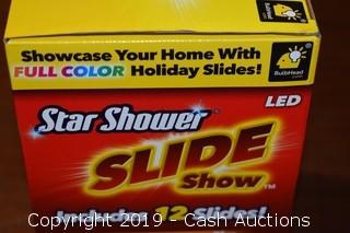 StarShower LED Slide Show