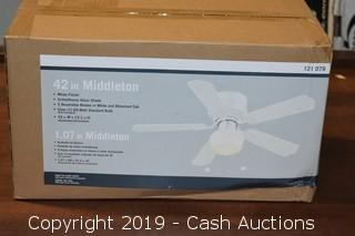 "42"" Middleton Ceiling Fan"