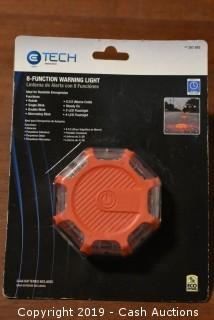 E-Tech 8-Function Warning Light