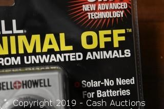 Bell & Howell Solar Animal Off