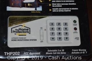Reliance Home Alert Warning System