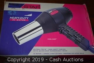Pro Star Hair Dryer