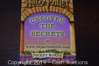 Harry Potter Secret Box: Harry & The Sorting Hat