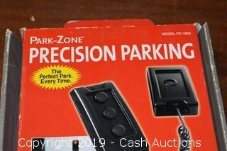 Park-Zone Precision Parking System