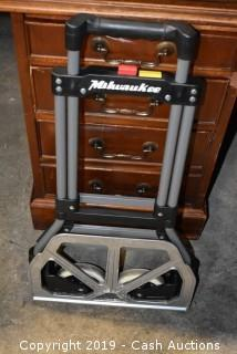 Milwaukee Collapsible 2-Wheel Dolly