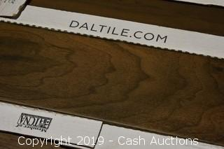 "Approx. 577 Sq Ft (53 Boxes) 7""x20"" Daltile Ceramic Tile"