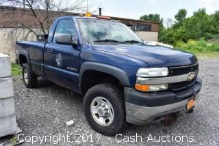 2002 Chevy Silverado 2500HD