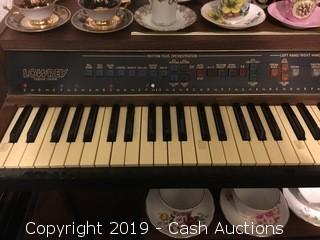 Lowrey Teenie Genie Organ w/ Bench
