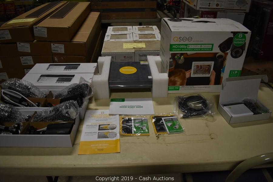 Cash Auctions - Auction: Overstock Retail Goods in Tonawanda