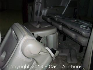 Scrap Dealers Only * 2008 Toyota Sienna