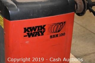 Sicam SBM 240 Kwik-Way Wheel Balancer