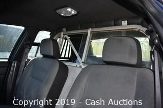 2010 Ford Crown Victoria w/ Rear Cage